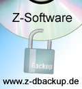 Banner – Werbung – Z-DBackup – Download