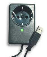 USBswitch 230V