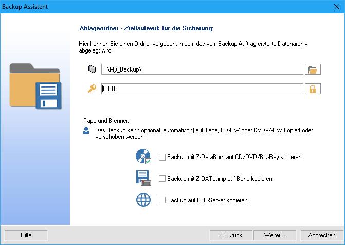 Z-DBackup Assistent 6