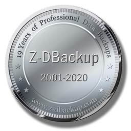 19 years of professional backups