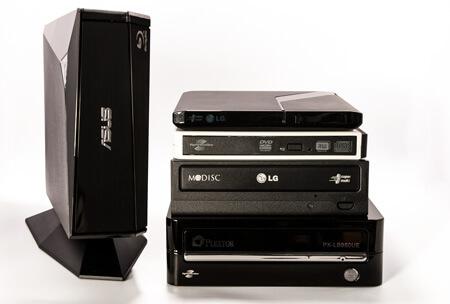 Blu-Ray & DVD drives