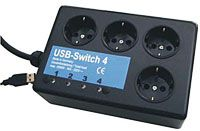 220V USBswitch 4