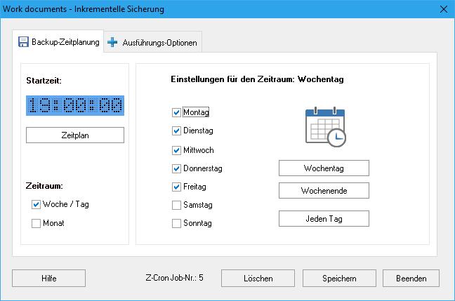 Z-Cron Task